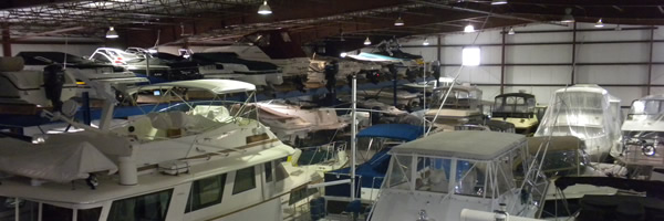 Whitehall / Montague Boat Storage